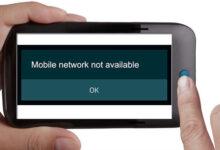 Grianghraf de Earráid FIX: LÍONRA PÓCA NACH bhfuil ar fáil ar Android - Samsung, LG, HTC, Huawei