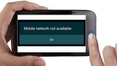 Zdjęcie FIX Error: MOBILE NETWORK NOT AVAILABLE na Androidzie - Samsung, LG, HTC, Huawei