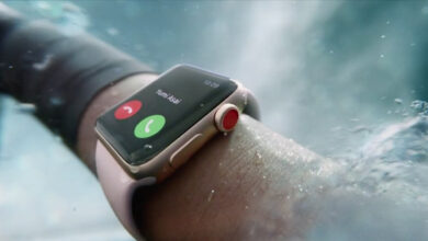 photo de Apple Watch Series 3 - La nouvelle génération de montres intelligentes