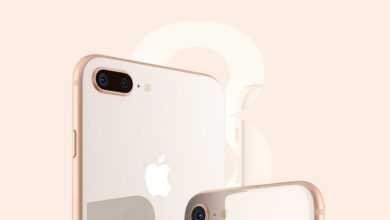 Foto av iPhone 8 & iPhone 8 Plus - Ny generation iPhone