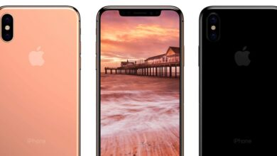 Foto di come funziona e come ho impostato Face ID su iPhone 8 / iOS 11