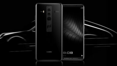 Photo de HUAWEI Mate 10 - PORSCHE DESIGN / Prix et spécifications