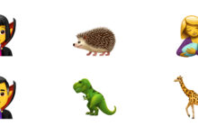 Foto di 70 nuove icone emoji in iOS 11.1 - Download e installazione