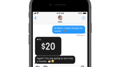 Photo of Apple Pay Cash - Send and receive money directly from the iPhone