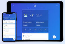 Photo of Microsoft has released a dedicated version of the assistant Cortana application for iPad