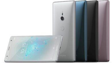 Photo of SONY Xperia XZ2: The first 4K HDR video recording smartphone