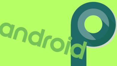 Grianghraf de Android P - Réamhamharc ar Fhorbróirí 1 / Córas nua chun an scáileán a rothlú in iarratais