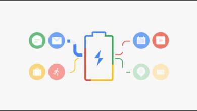 Foto av hur Android P kommer att öka batteriförbrukningsperioden på din smartphone