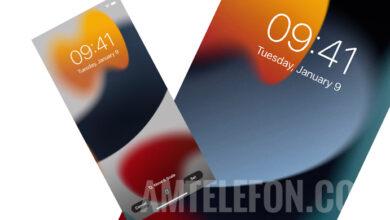 iOS 15 / iPadOS 15 Fotoğrafı Orijinal Duvar Kağıtları İndir